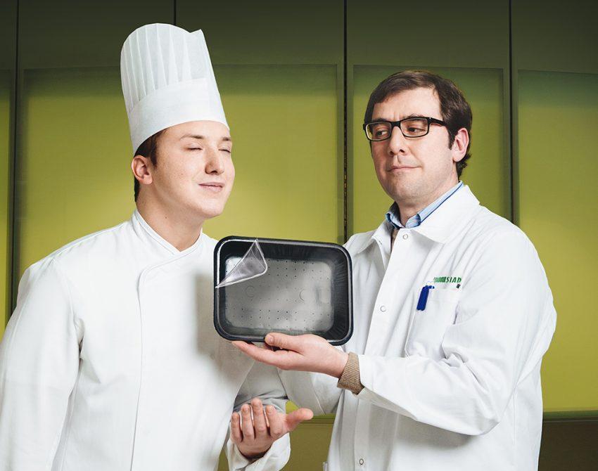 Confezionamento alimentare: profumo più intenso e duraturo con Aroma+