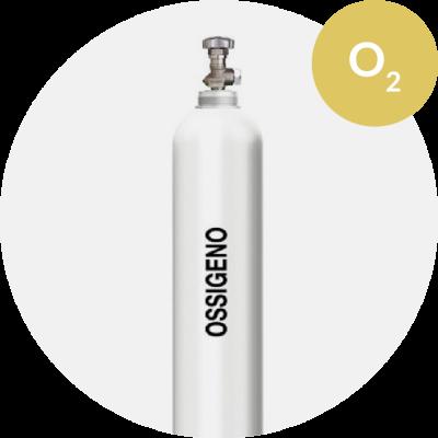 Ossigeno nell'industria alimentare